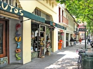 University Ave, Palo Alto