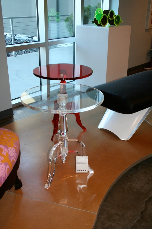Student work....Philippe Starck...look out!