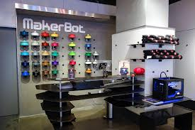 MakerBot Retail Store in New York
