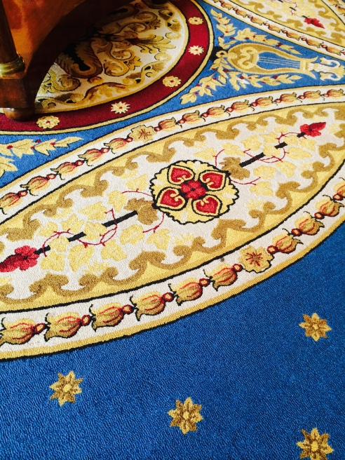 Carpet detail