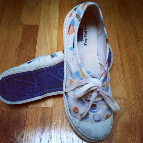 Keds Diner Collection Ca. 1993