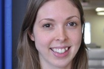 MIT Sloan School student Erica Swallow