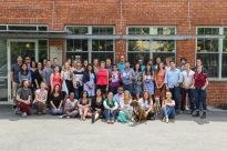 Grommet team in front of the office, June 25, 2015